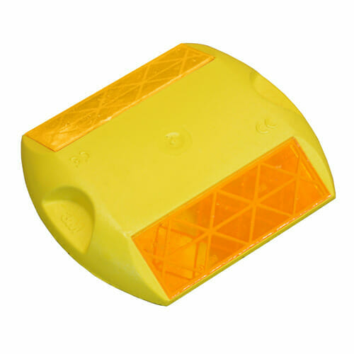 3M Yellow Double Sided Raised Pavement Marker