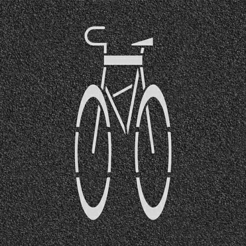 Bicycle Traffic Marking
