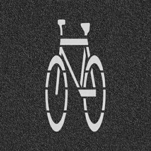Bicycle Pavement Marking