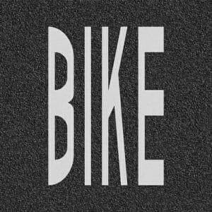 Bike Pavement Marking