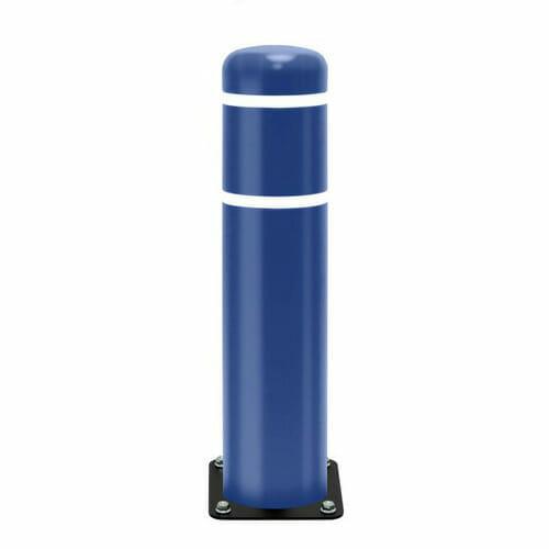 "Flexible 32"" Bollard - Blue"