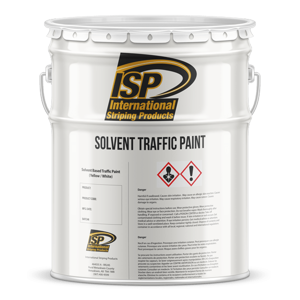 ISP Solvent Based Paint