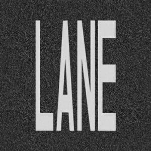 LANE Road Marking