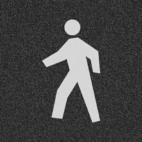 Pedestrian Pavement Marking