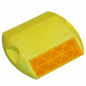 3M One Way Yellow Raised Pavement Marker