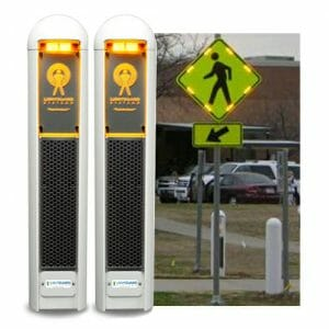 Passive Pedestrian Detection System