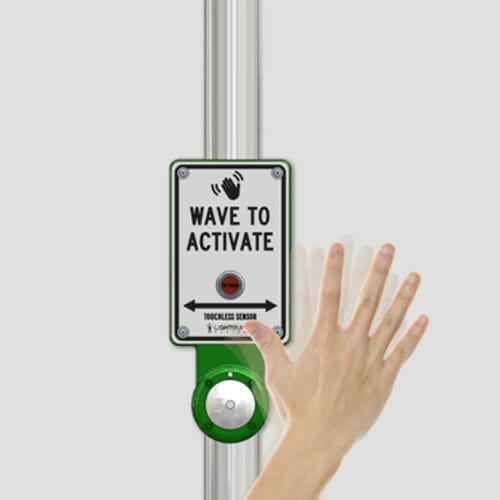 Smart Sense Contactless Crossing