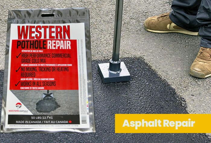 Asphalt Repair Products
