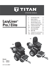 Lazyliner Manual